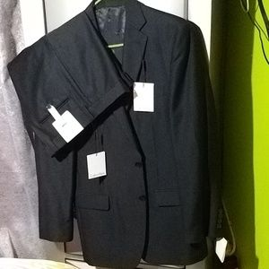 NWT**Black Calvin Klein Suit